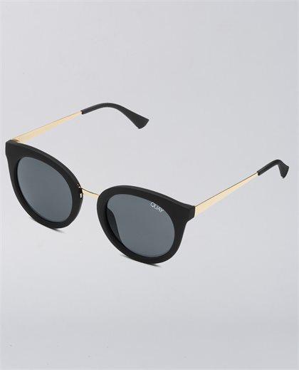 Shook Matte Black Sunglassses