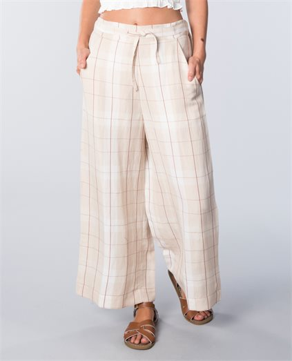 Safari Check Pant