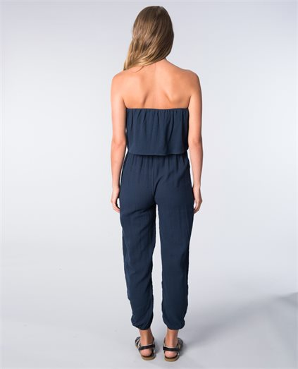 Coastin Along Jumpsuit