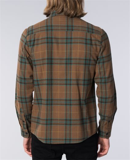 Caden Long Sleeve Flannel