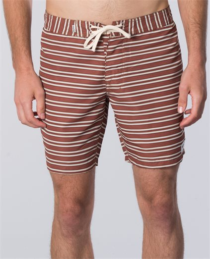 Heritage Stripe Trunk Shorts