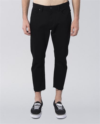 A Cropped Slim Pant