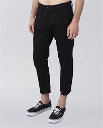 A Cropped Slim Pant