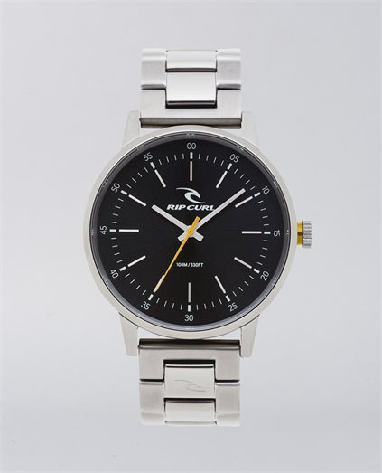 Drake Stainless Steel Black Watch