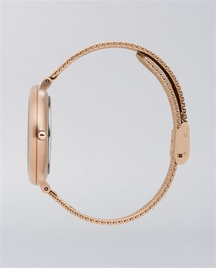 Flow Rose Gold Stainless Steel Watch