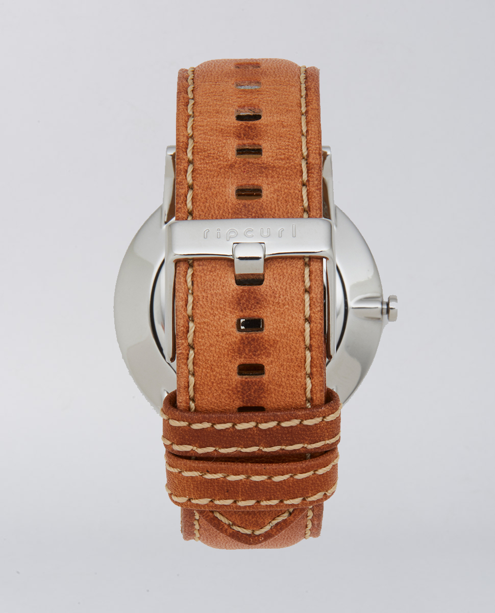 Latch Vintage Leather Watch