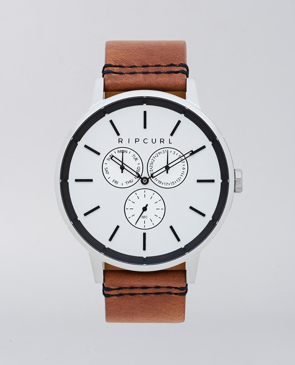 Detroit Multi Leather Watch