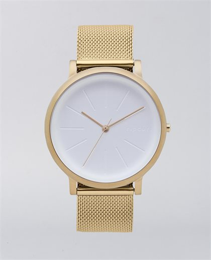 Flow Gold Stainless Steel Watch