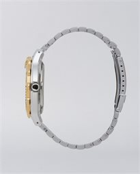 Mid Heat Bezel Stainless Steel Watch