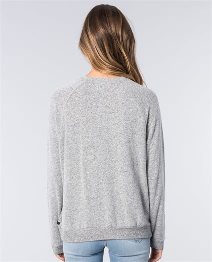 Chill Dolman Crew Fleece