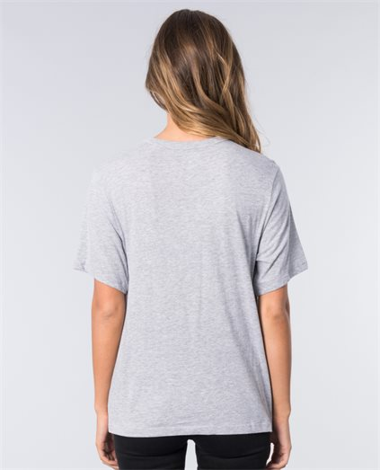 Small Box Oversized Perfect Tee