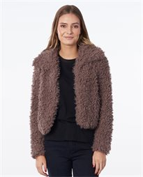 Fur Keeps Jacket