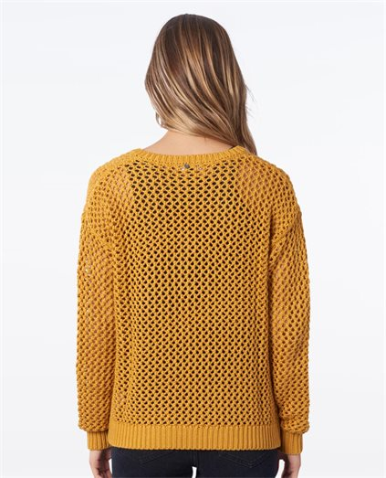 Breezy V Neck Knit