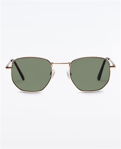 Golden Age Gold Green Sunglasses