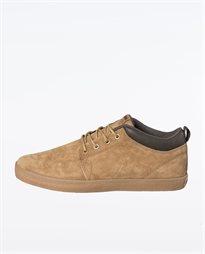 GS Chukka Suede Tan Shoe