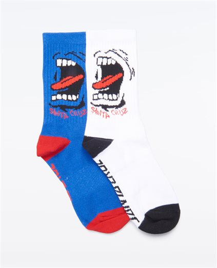 Youth Screamer Sock 2PK