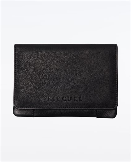 Mid Milled RFID Leather Wallet