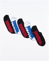 Invisible 5 Pack Sock