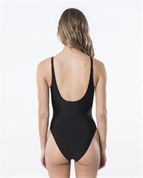Trefoil 1 Piece Bikini