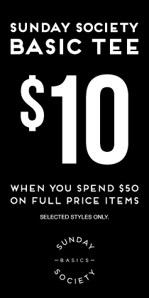 Mega Womens SS Tee Offer