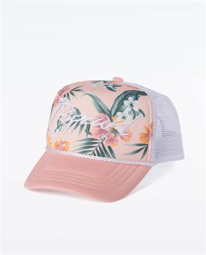 Kids Coconut Time Trucka Cap