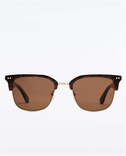 100 Club Sasa Brown Sunglasses