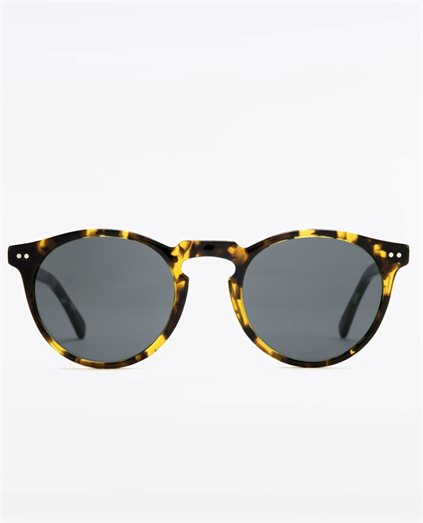 Omar Dark Tort Sunglasses