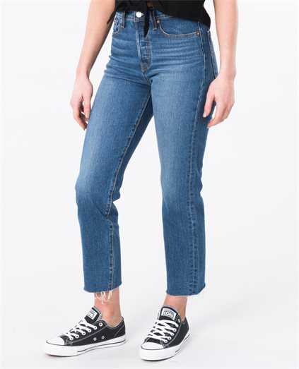 Wedgie Straight Jean