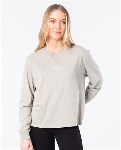 Minimal BF Long Sleeve Tee