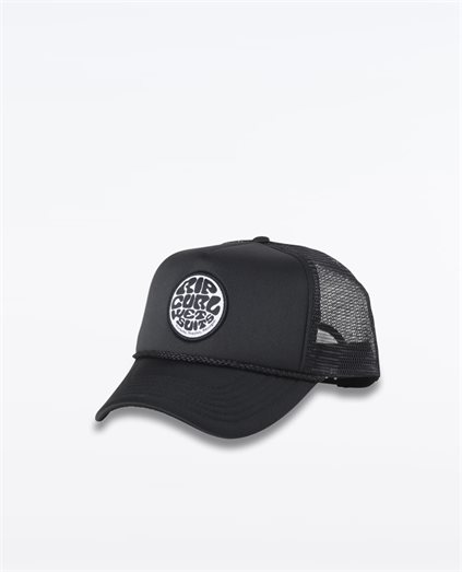 Wetty Badge Trucker Hat
