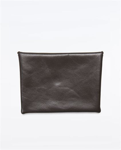 Holdall Leather Pouch Wallet