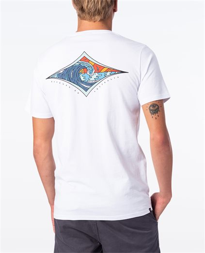 Hazed Diamond Tee