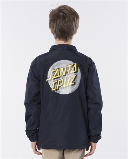 Coiled Dot Coaches Jacket