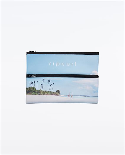 XL Pencil Case Coastal View