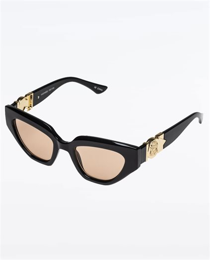 Highness Black Sunglasses