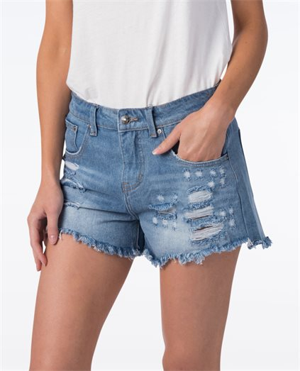 Sophie Denim Short II
