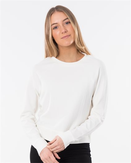 Rippling Raglan Sweat