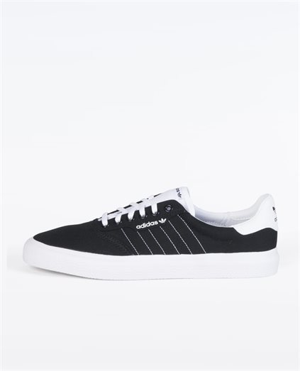 3MC Black White Shoe