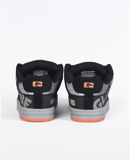 Tilt Black Orange Shoe
