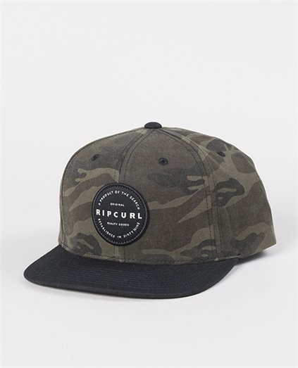 Mission Badge SB Cap