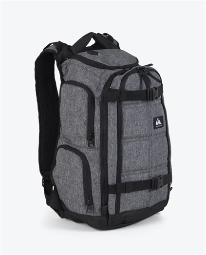 Grenade Grey Backpack