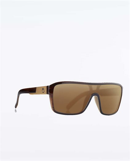 Remix Matte Woodgrain Bronze Sunglasses