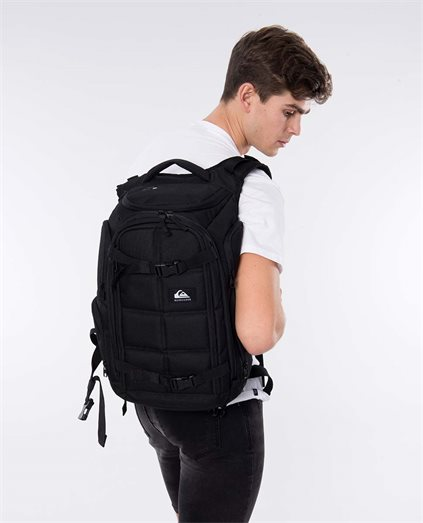 Fetch Black Backpack