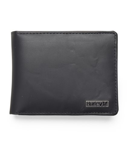 Hurley One & Only Leather Wallet