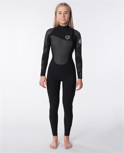 Flashbomb Heat Seeker 3/2mm Zip Free Wetsuit Steamer