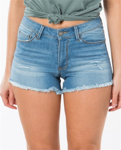 Frayer Denim Short