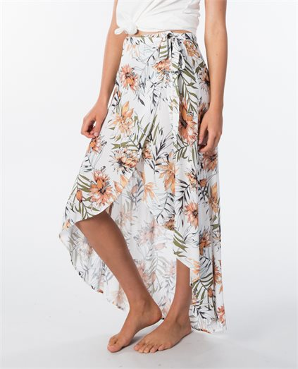 Playa Blanca Wrap Skirt