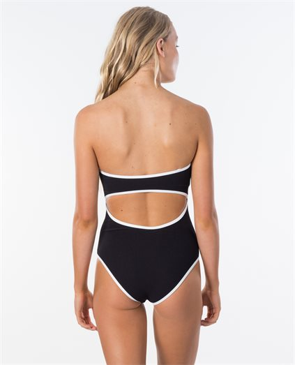 Premium Surf Bandeau One Piece Swimsuit