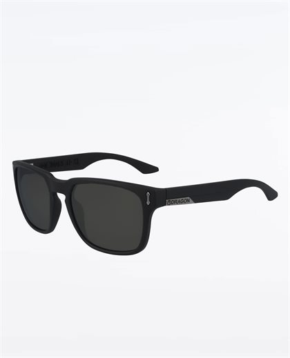 Monarch XL Black Smoke Sunglasses