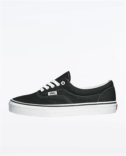 Era Black Shoes